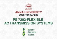 PS7202-FLEXIBLE AC TRANSMISSION SYSTEMS