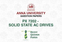 SOLID STATE AC DRIVES