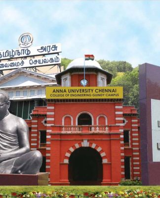 ANNA UNIVERSITY BREAKING NEWS