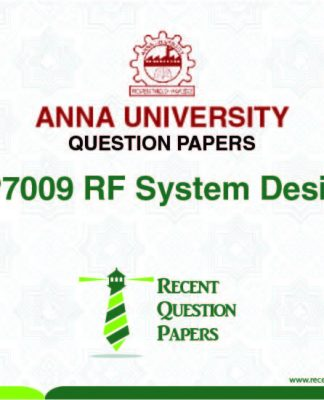 AP7009 RF SYSTEM DESIGN