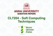CP7029 INFORMATION STORAGE MANAGEMENT 2 - Recent Question Paper