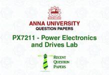 POWER ELECTRONICS AND DRIVES LAB SYLLABUS 2013 REG
