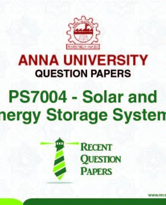 PS7004 SOLAR AND ENERGY STORAGE SYSTEMS