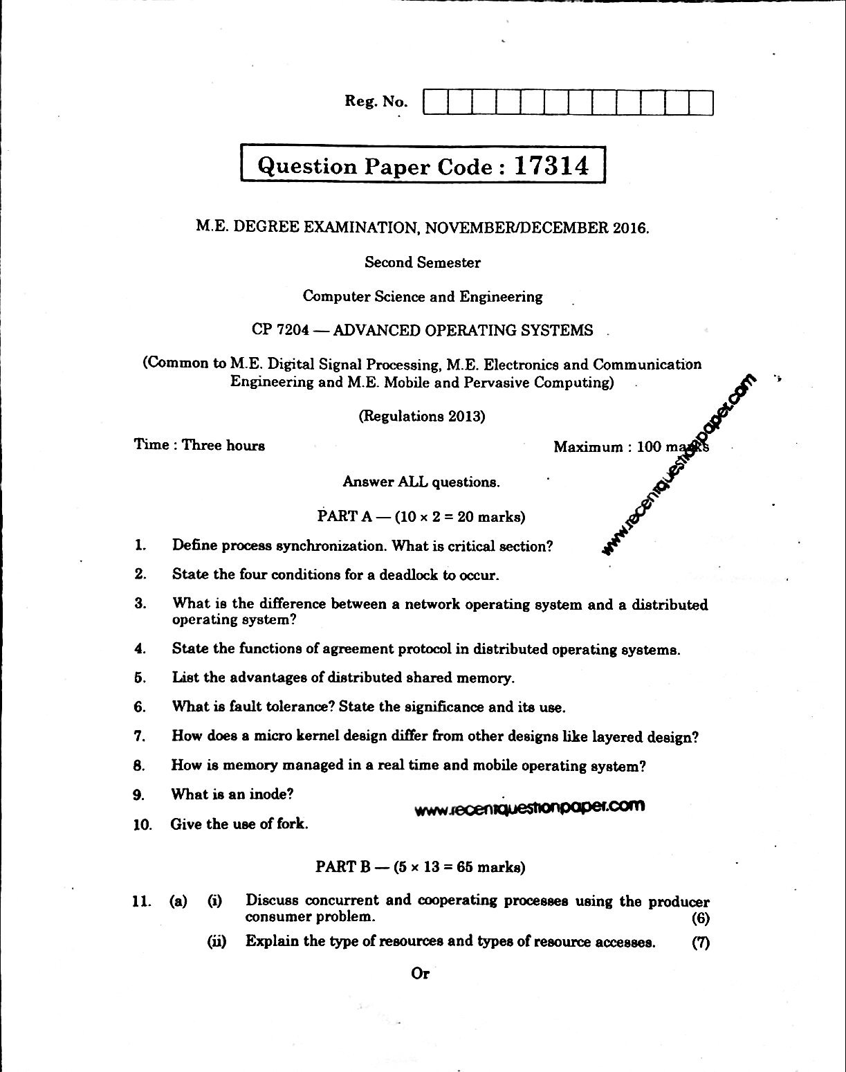 Digital Signal Processing Question Bank With Answers Pdf