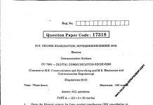 EC6302 Digital Electronics AprilMay 2017 - Recent Question Paper