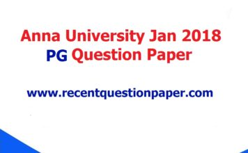 Anna university question papers | Results | News | Events | Symposiums